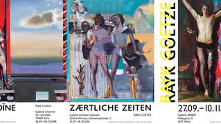 Exposition Rayk Goetze à Paris