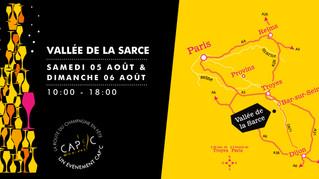Achetez vos tickets pour la Route du Champagne en fête, 6 et 7 août