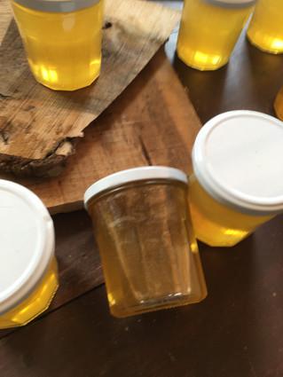 La récolte du miel d'acacia