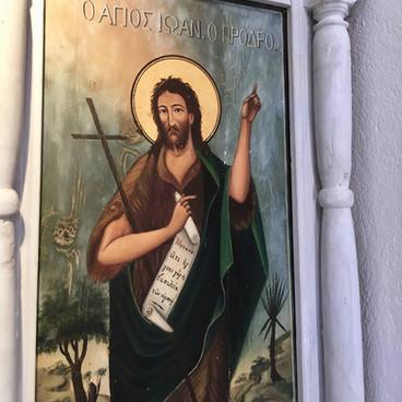 L'église Panagia Epanochoriani