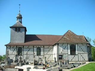 Idée de visite : Route des églises à pans de bois