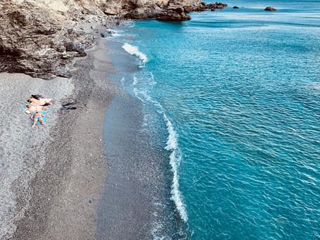 Mouros, belle plage aux eaux cristallines