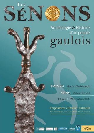 Exposition : Les Sénons. Archéologie et histoire d'un peuple...