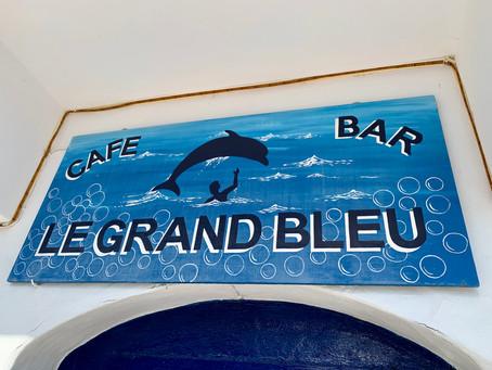Amorgos, l'île du Grand Bleu