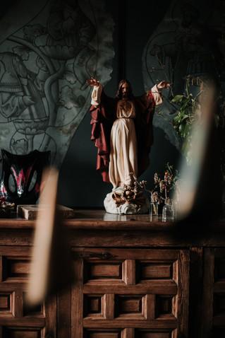 Le Jardin de la Cathédrale par la photographe Léa Fery