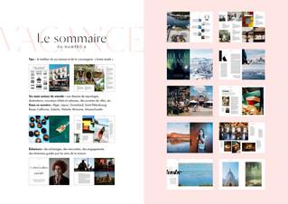 Le Jardin de la Cathédrale bientôt dans le best des adresses en France du magazine Vacance