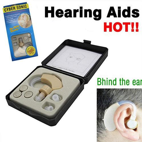 Cyber Sonic Hearing Aid for Seniors / Elderly