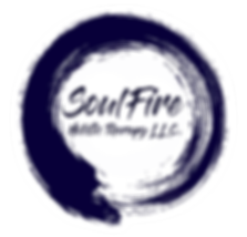 SoulFire Holistic Therapy LLC Logo 2 glo