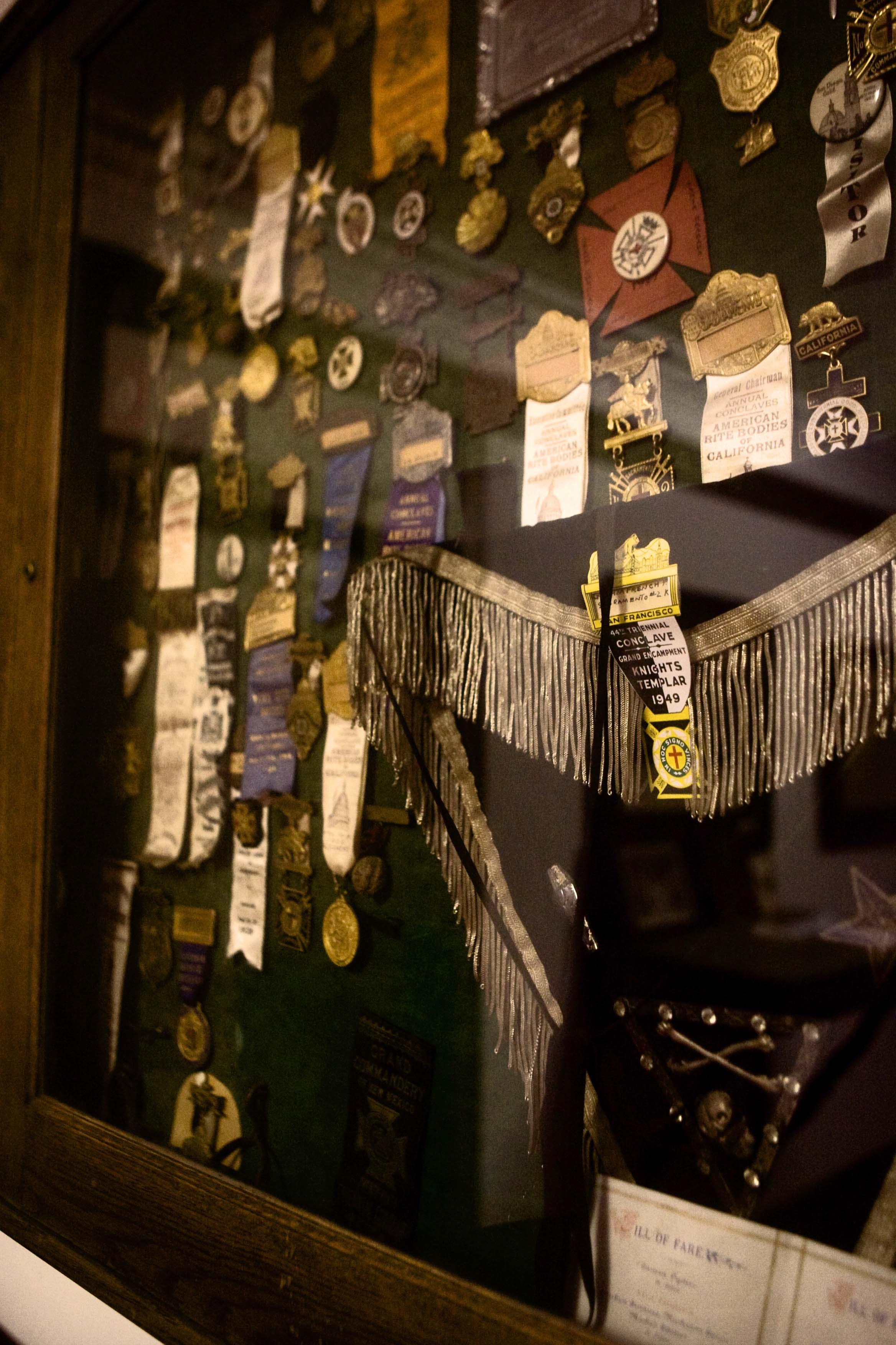 Sacramento Masonic Temple Museum