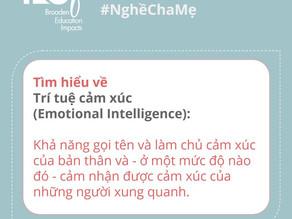 Những điều cơ bản về trí tuệ cảm xúc (Emotional intelligence)