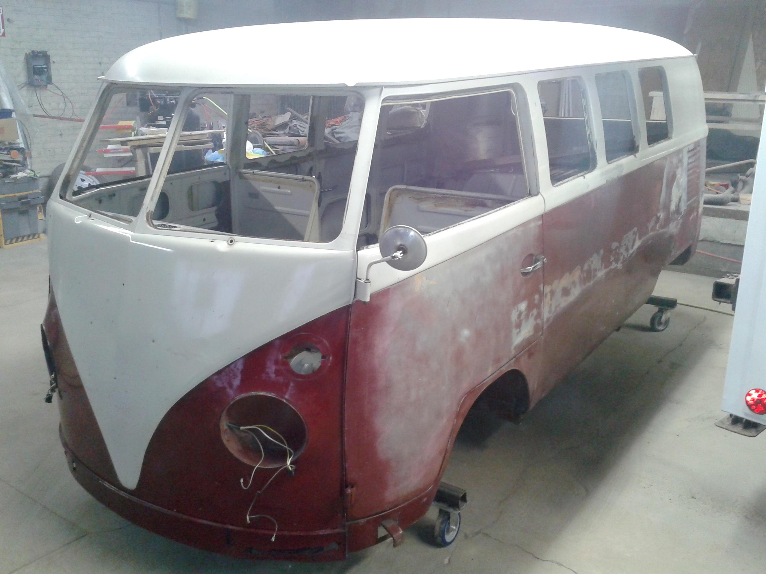 IN PROGRESS | Motor City Muscle Inc  restorations, Car Restoration