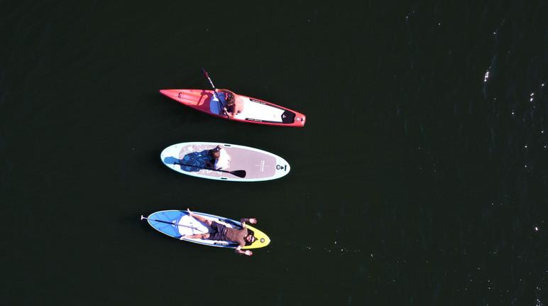 Půjčovna paddleboardů