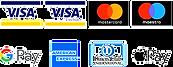 Akceptované platební karty