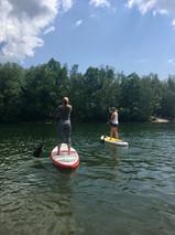Kurz paddleboardu
