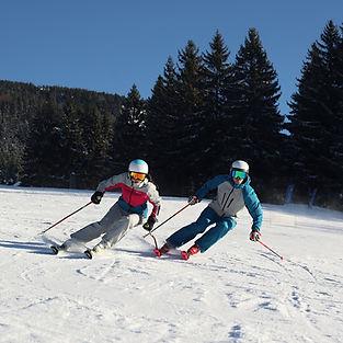 Kurzy lyžování Jizerské hory