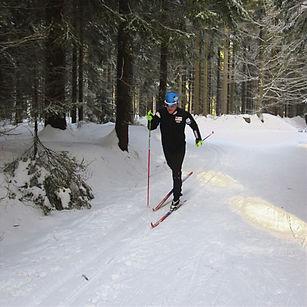 Kurz běžeckého lyžování Jizerské hory