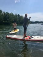 Kurz paddelboardu