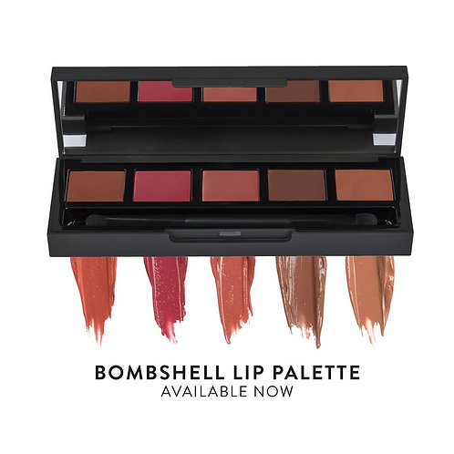High Definition Lip Palette