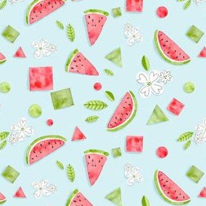 melons ravioli