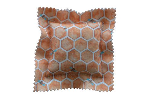 honeycomb ravioli