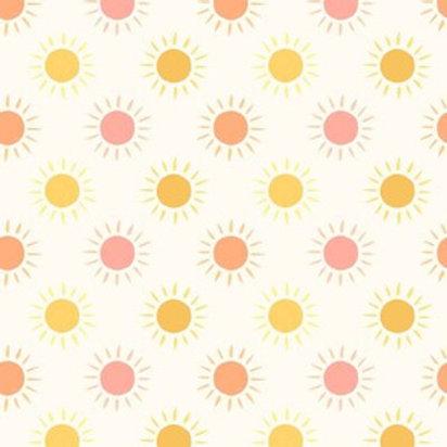 summer sun canvas toy
