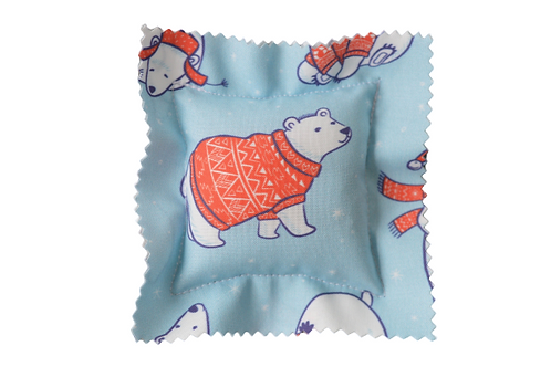 Polar Bear Sweaters Ravioli