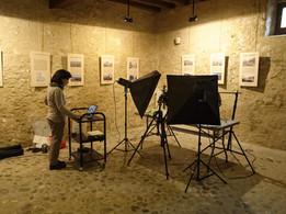 MARC MESPLIE PHOTOGRAPHE STUDIO PACKSHOT CATALOGUE PRODUIT PATRIMOINE TABLEAUX SCULPTURES  ARIEGE AUDE OCCITANIE