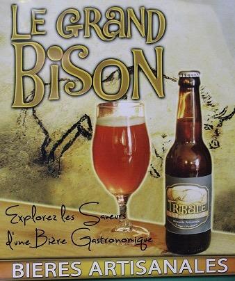 LE GRAND BISON