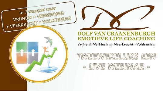 Gratis live online lezing Dolf van Craan