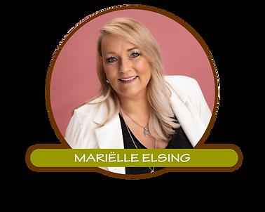 Praktijkondersteuner Marielle Elsing