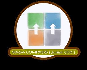 Producttegel Saga Compass