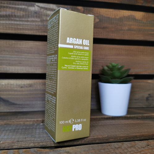 ARGAN OIL KAYPRO МАСЛО-СПРЕЙ с аргановым маслом против сухости волос