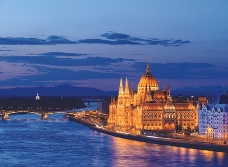 New Year's Danube River Cruise!