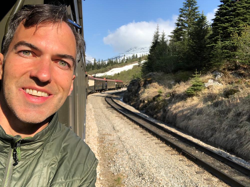 Train Tour Alaska Skagway White Pass