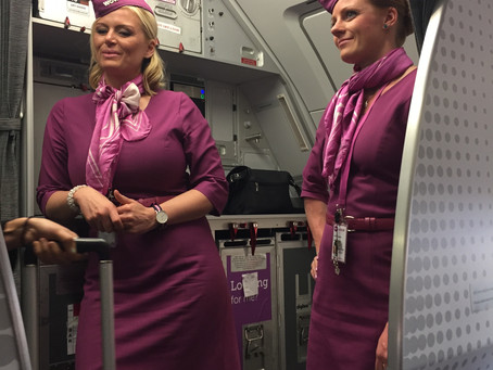 WOW Air and A10 Deluxe