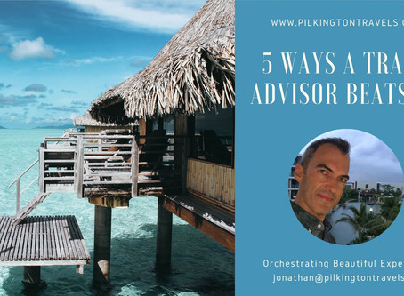 5 Reasons a Travel Advisor Beats DIY