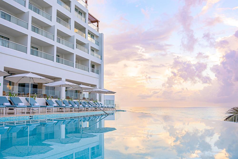 Sun Palace Cancun Pool