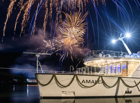 Magical New Year's Eve Danube River Cruise?