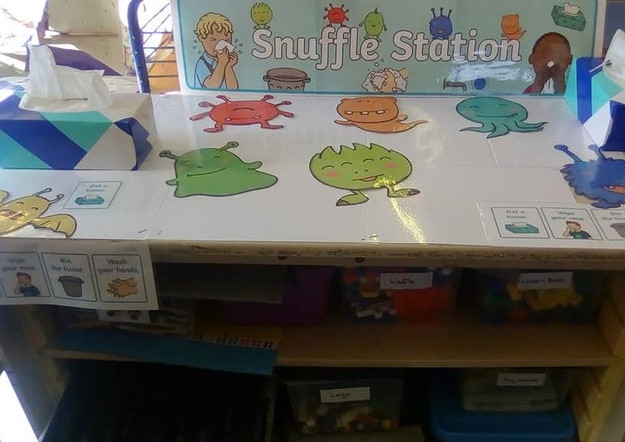 Snuffle Station