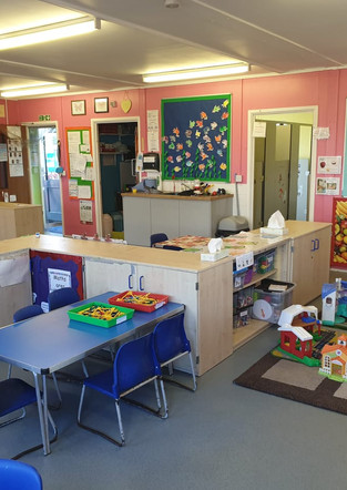 Inside our Pre-school