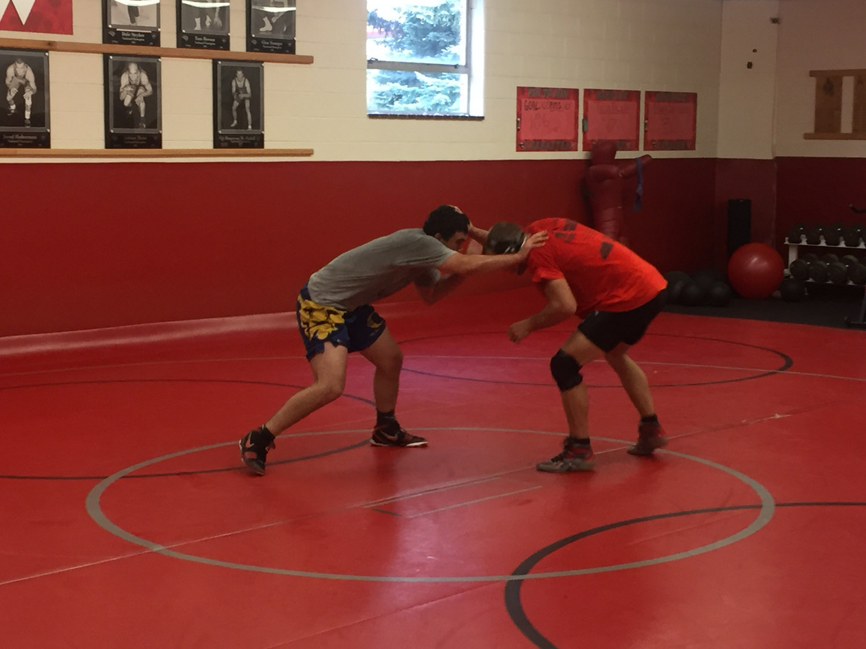 Ruger Wyneken and Konner Schmidt Scrapping