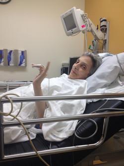 Terry's ER Visit