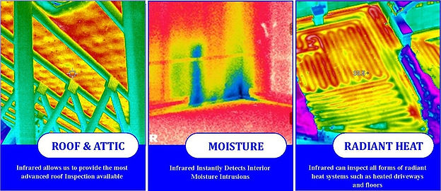 infrared thermal inspection