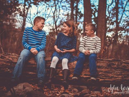 The Heyn Kids!