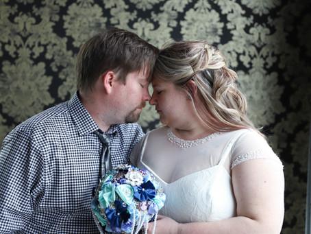 Nikki and Dave's Wedding!
