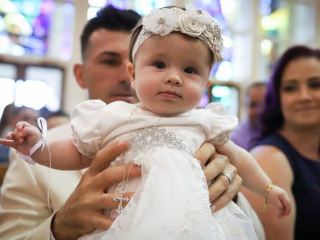 Milla Nicole's Baptism!