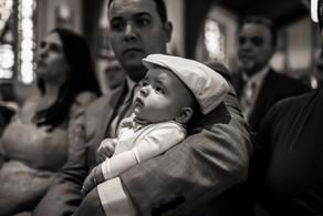 Dominic Michael's Baptism