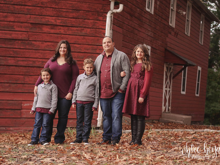 Pereira Family + Stylized Edits