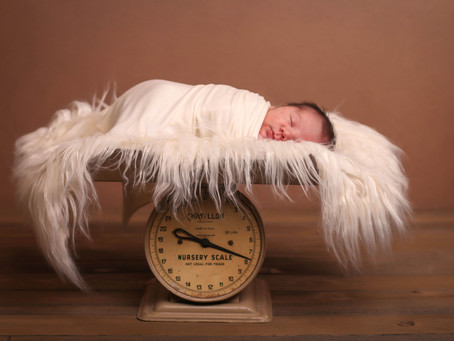 Weston's Newborn Photos