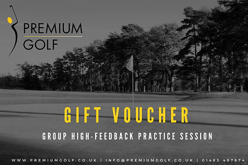 Group high-feedback practice session (max 4 people)